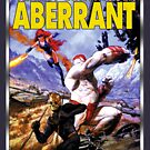 Cover Art: Aberrant: Year One by TheOnyxPath