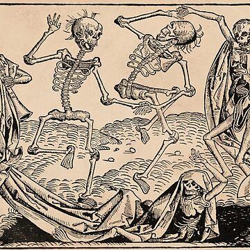 Skeletons Rejoice! by jeastphoto