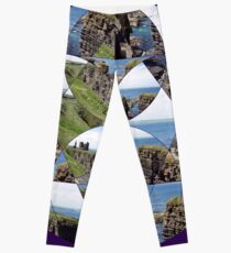 Fractured Castle and Seastack Leggings