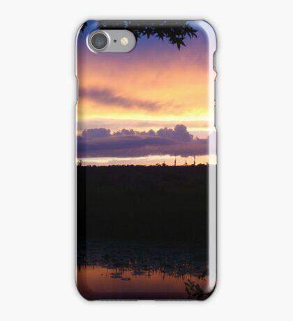 When the deep purple falls...June 1, 2015 iPhone Case/Skin