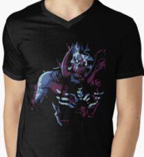Bwonsamdi Men's V-Neck T-Shirt