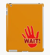 hot cute collection - hot cute product iPad Case/Skin