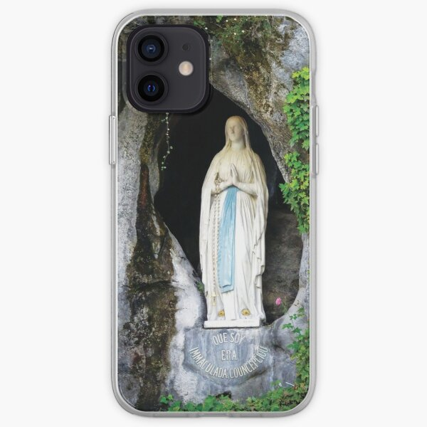 Our Lady of Lourdes iPhone Soft Case