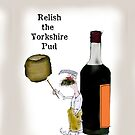 No.11 Relish the Yorkshire Pudding by Tony Fernandes