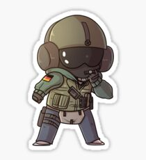 Jager (siege) Sticker