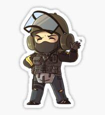 Bandit (siege) Sticker