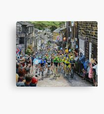 Climb through Haworth Canvas Print