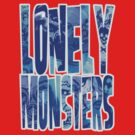 Lonely Monsters by matthewdunnart