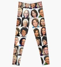 Sheroes 2.0 Leggings