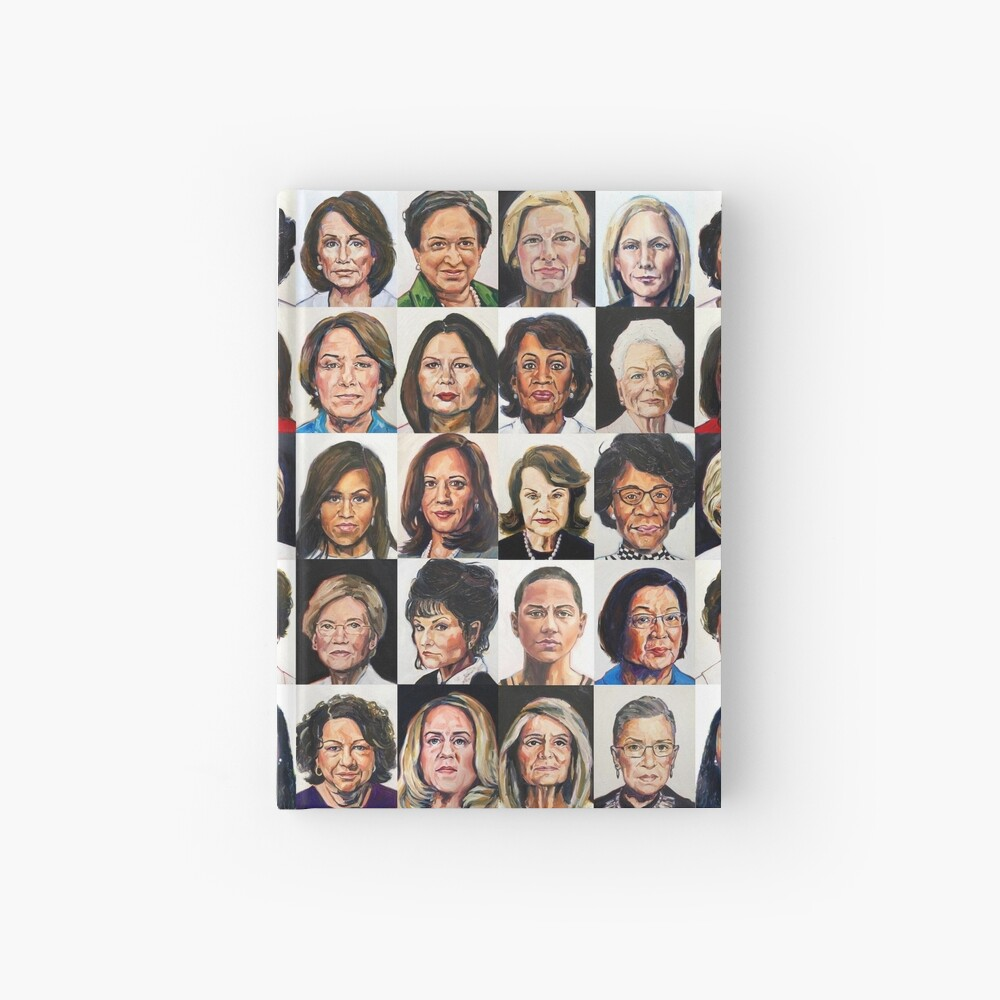 Sheroes 2.0 Hardcover Journal