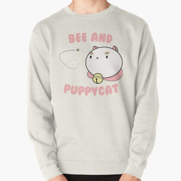 Bee and Puppycat Pullover Sweatshirt