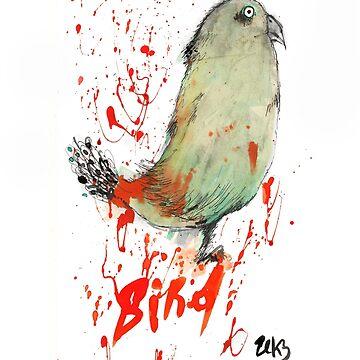bird by zek3