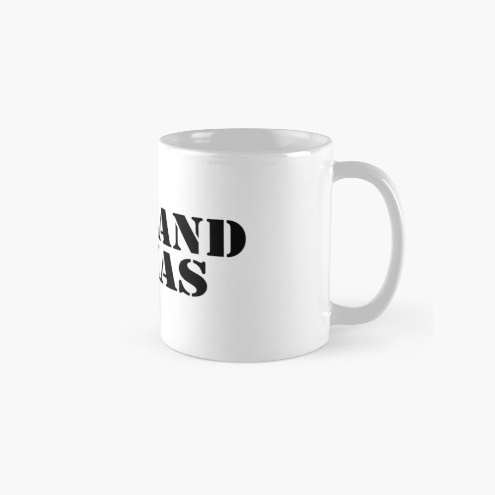 Garland Texas Mugs