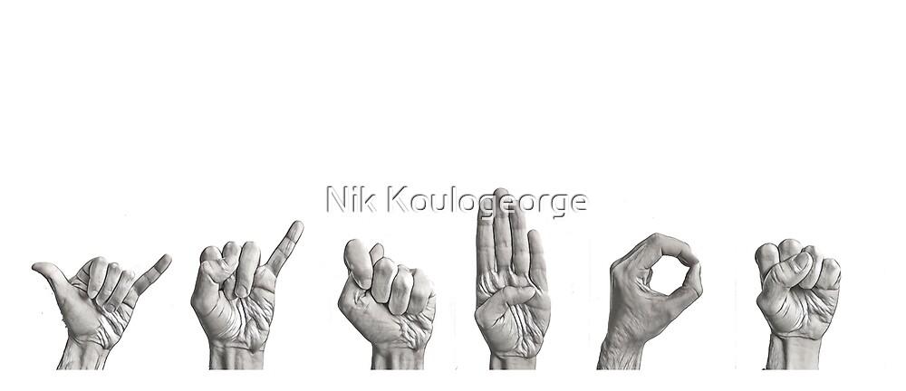 YITBOS - Sign Language (ASL) by Nik Koulogeorge