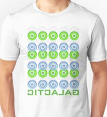 galactic in 3d T-Shirt