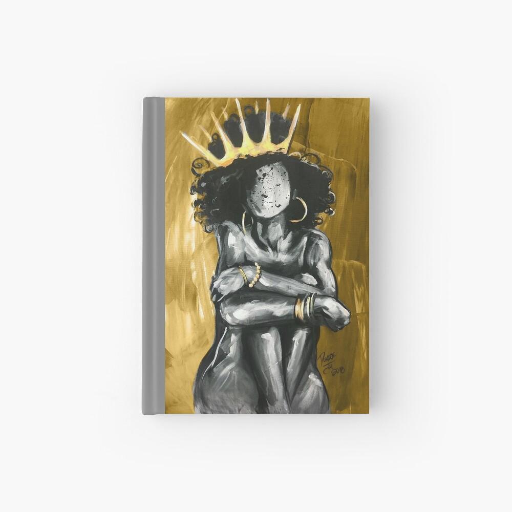 Naturally Queen IX GOLD Hardcover Journal