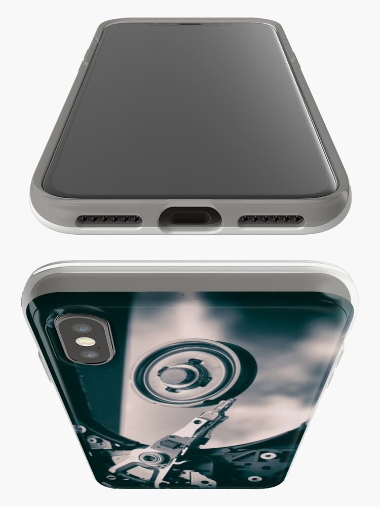 Alternate view of PC Hard Disk  iPhone Case & Cover