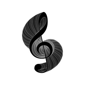 The double clef by DeerFutureMe