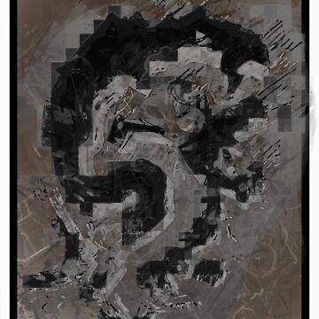 Geogram 3: Archon Serpent by Linespider5