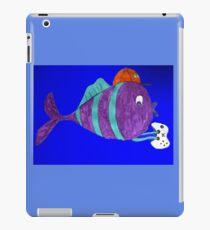 xbox gaming singular fish  iPad Case/Skin