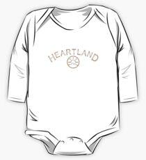HL Ranch Baby Body Langarm