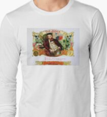 The Judge Vintage Cigars  Long Sleeve T-Shirt