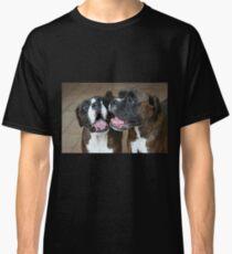Luthien & Arwen - Boxer Dogs Series - Classic T-Shirt