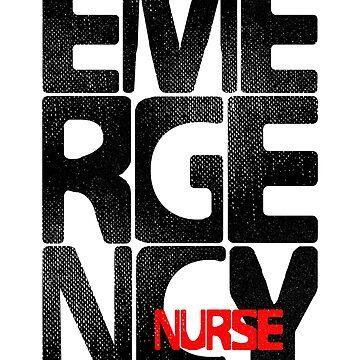 Emergency Nurse by kolbasound