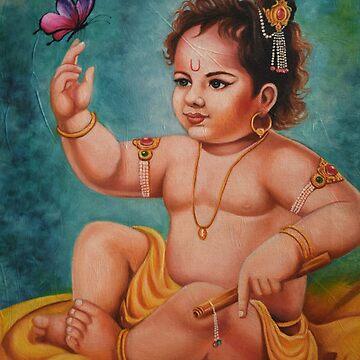 Krishna by kevinzegers19