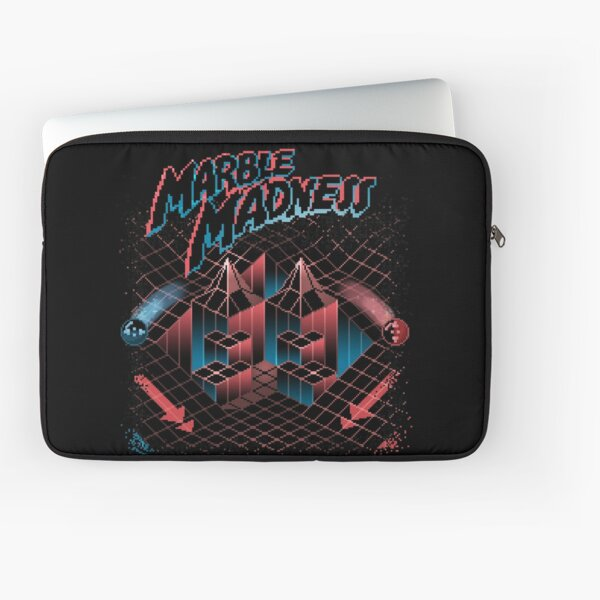 Madness Marbles Laptop Sleeve