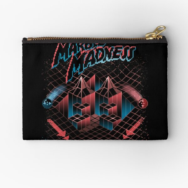 Madness Marbles Zipper Pouch