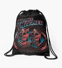 Madness Marbles Drawstring Bag
