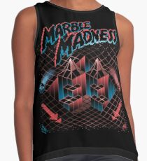 Madness Marbles Contrast Tank