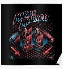 Madness Marbles Poster
