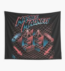Madness Marbles Wall Tapestry