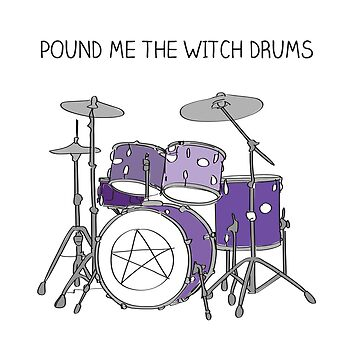 witch drums by t-hype