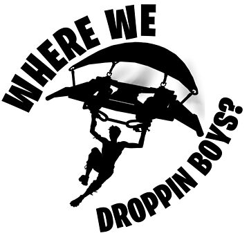 Where we droppin by Strector