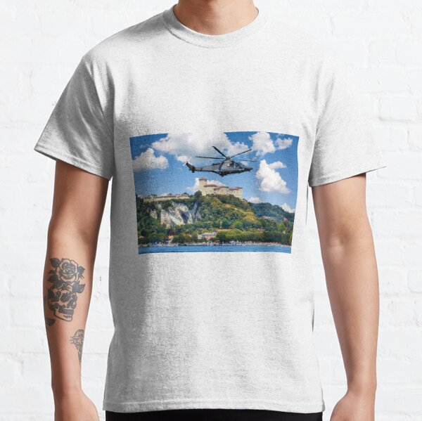 Low altitude helicopter Classic T-Shirt