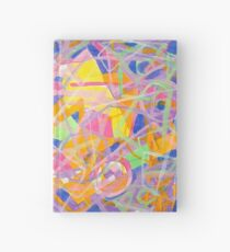 Abstract I Hardcover Journal