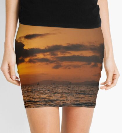 Palma: Returning Home Mini Skirt