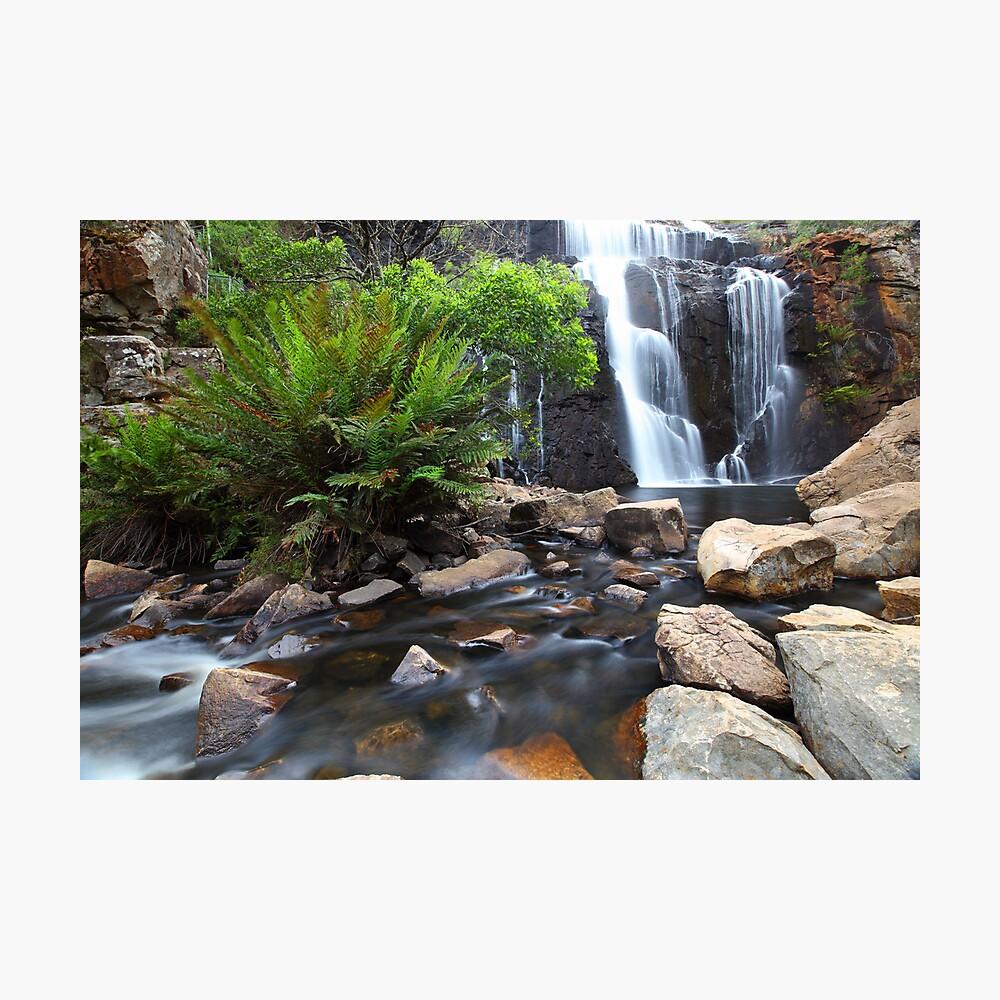 Mc Kenzie Falls, Grampians, Australia Photographic Print