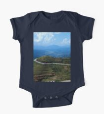 an exciting Nepal landscape One Piece - Short Sleeve