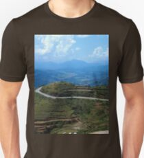 an exciting Nepal landscape Unisex T-Shirt