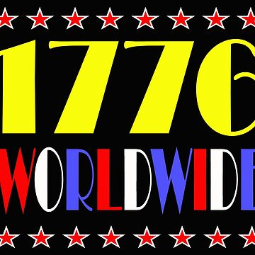 1776 Worldwide by MARTYMAGUS1