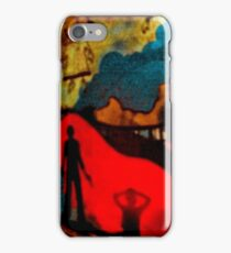 Shadow Men iPhone Case/Skin
