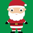 Santa Claus by Tjaša Rome