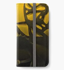 He can sense you iPhone Wallet/Case/Skin