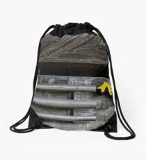 Under the Flover No 1 Drawstring Bag