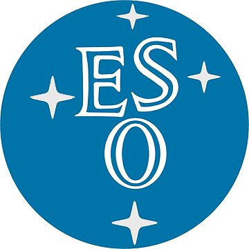 European Southern Observatory (ESO) Logo by Spacestuffplus