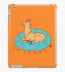 The Comfy Llama iPad Case/Skin
